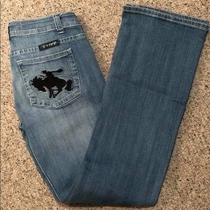 Denim - Cowgirl Tuff Jeans
